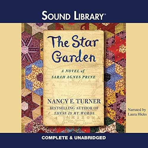 The Star Garden audiobook cover art