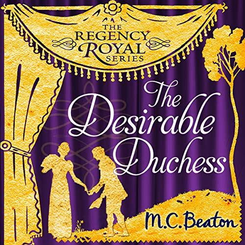 The Desirable Duchess cover art