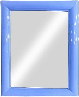 Baal Wall Mirror for Bathroom Wall Hanging Mirror For Bedroom Bathroom Mirror Pack of 1 (Square M1)