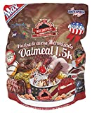 Max Protein Oatmeal Harina Avena, Termo-Activada - 1500 gr