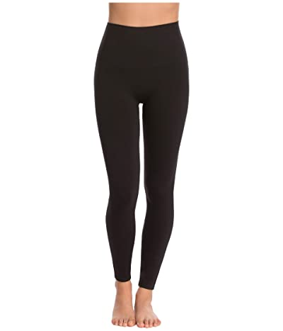 Spanx Look At Me Now Seamless Leggings (Black) Women
