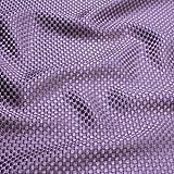 Stoff am Stück Stoff Viskose Baumwolle Panama lavendel