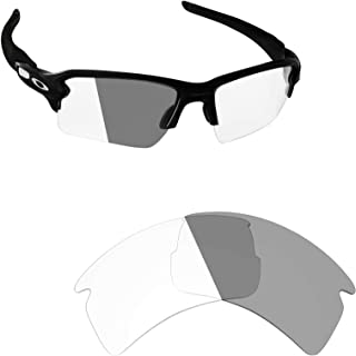 Alphax Polarized Replacement Lenses for Oakley Flak 2.0 XL OO9188 - Multiple Options