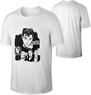 Arctic Monkeys Men's Short Sleeve t-Shirt Graphic T-Shirt
