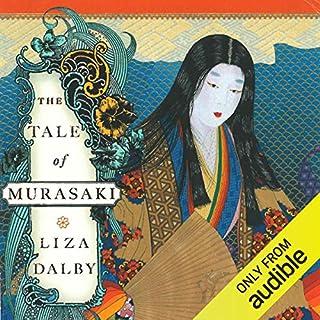 The Tale of Murasaki audiobook cover art