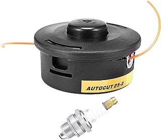 Anxingo Fs91 stihl Trimmer Head Replaces Stihl Autocut Go 25-2 Stihl Fs44 Fs55 Fs80 Fs83 Fs85 Fs90 Fs91 Fs96 Fs100 Fs250