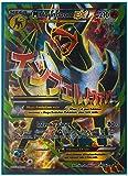 Pokemon - Mega-Houndoom-EX (154/162) - XY Breakthrough - Holo