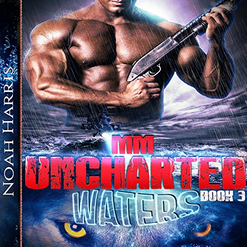 Uncharted Waters audiobook cover art