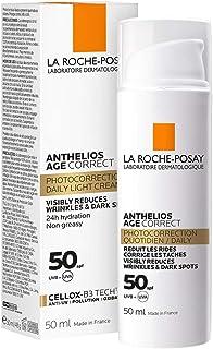 La Roche-Posay La roche-posay protector solar facial anthelios age correct crema ligera fps50
