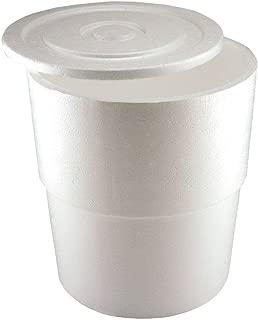 Best styrofoam bait bucket Reviews