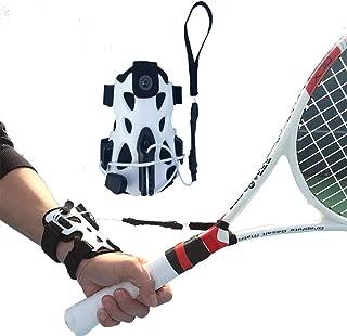 tennis swing wrist