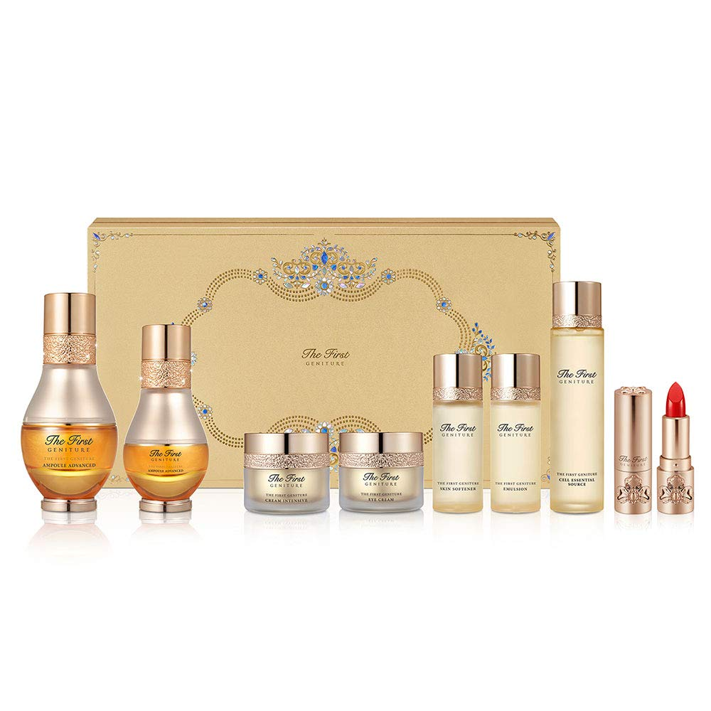 OHUI The First G Ampoule Excellence At the price of surprise Set
