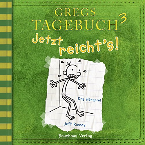 Jetzt reicht's! audiobook cover art