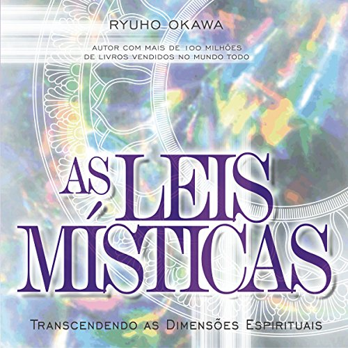 As leis místicas [The Mystical Laws] audiobook cover art