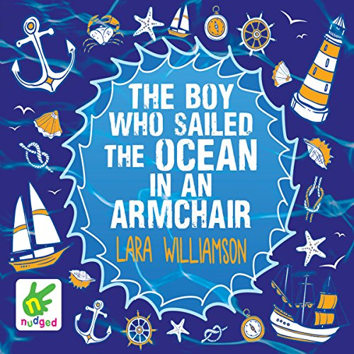 The Boy Who Sailed the Ocean in an Armchair cover art