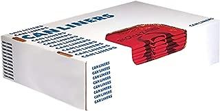 Bolsa basura rojo 30x 43–Número de Artículo a6043pr–200cada/Case–30