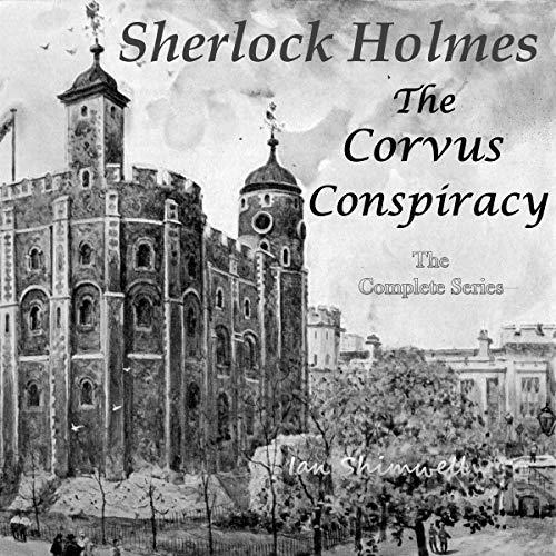 Couverture de Sherlock Holmes: The Corvus Conspiracy