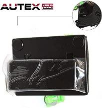 AUTEX Exterior Rear Left Cargo Driver Side Door Handle Compatible with Chevrolet Express,GMC Savana,Chevy Astro,GMC Yukon 96-17 77498