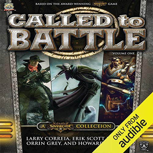Called to Battle, Vol. One cover art