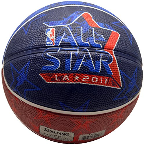Amazing Deal Spalding NBA All Star Game 2011 Los Angeles Mini Basketball