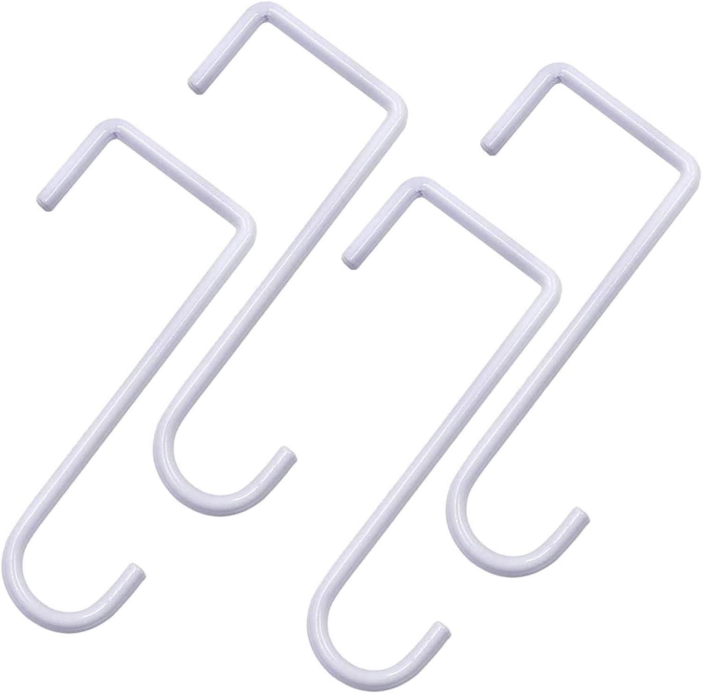 4 years warranty 3 x 8 inch Vinyl Fence Hooks Light Hangers 4 Patio P Max 64% OFF