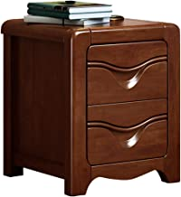 Bed Table Bedside Chest of Drawers,Simple Modern Bedside Table, Bedroom Furniture, Simple and Economical Storage Locker (C...