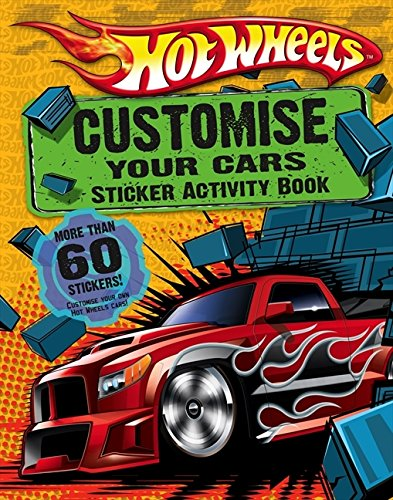 Customise Your Cars (Hot Wheels)