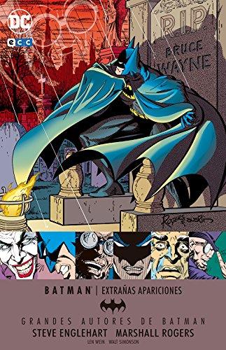 Grandes Autores de Batman: Steve Englehart y Marshall Rogers - Extraas apariciones (Spanish Edition)