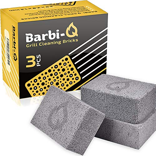 Best Buy! Grill Stone - Grill Cleaning Bricks | Griddle Cleaner Block | Pumice Stone Brick Cleaner f...
