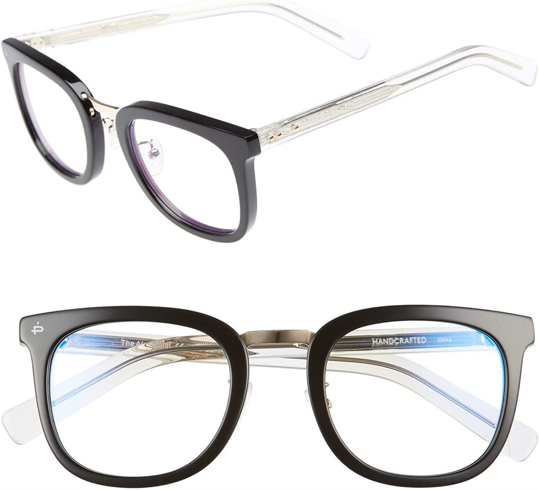 PRIVé REVAUX The Alchemist  Deisgner Anti blueeLight Blocking Eyeglasses