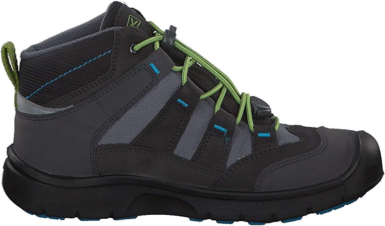 Chaussures de Randonn/ée Hautes Gar/çon Mixte Enfant Imperm/éable KEEN Hikeport Mid