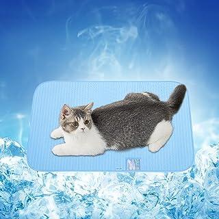Luxear Qmax> 0,4 mata chłodząca dla zwierząt domowych, mata dla psa, mata dla psa, mata dla psa, nakładka na tylne siedzen...