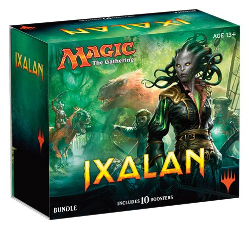Magic The Gathering MTG-XLN-BU-EN Kartenspiel-Ixalan Bundle