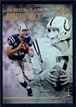2018 Panini Illusions Football #75 Andrew Luck/Bert Jones Baltimore Colts/Indianapolis Colts Official NFL Trading Card