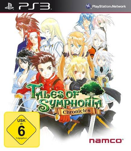 Tales of Symphonia Chronicles [Importación Alemana]