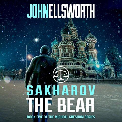 Sakharov the Bear cover art
