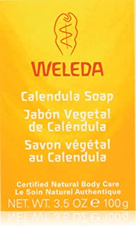 WELEDA Calendula Pflanzenseife, 100 g
