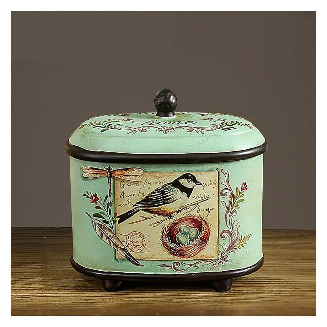 デマンド助けになるアーティストアッシュ缶 ミニ骨壷 纳骨壺、 火葬、 大人の子供のペット、 アメリカのビンテージセラミック シール 防湿 アッシュ収納ボックス 自宅に置いて記念することができます (Color : A, Size : 22cm*22cm)