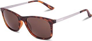نظارة شمسية مربعة للرجال من كالفن كلاين طراز Ck19720s