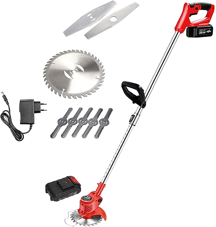 AMYZ Cortadora de Hilo,cortacésped inalámbrico portátil,cortacésped doméstico pequeño,cortacésped eléctrico,el Mejor Asistente para Jardines y Granjas