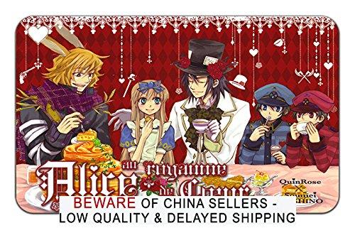 Heart No Kuni No Alice Anime Stylish Playmat Mousepad (24 x 14) Inches [PM] Heart No Kuni - 04