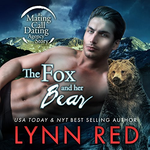 The Fox and Her Bear audiobook cover art