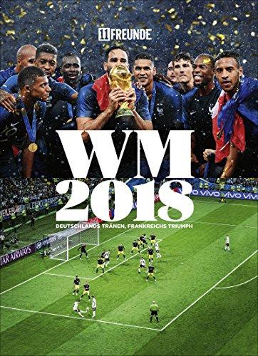 Fußball-WM 2018: Das 11 Freunde-Buch