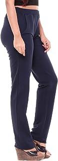 EASY 2 WEAR ® Women's Track Pants (XL,2XL,3XL) Navy Blue Colour Plus Sizes