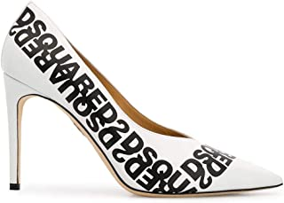 DSQUARED2 Luxury Fashion Womens PPW005401501675M072 White Pumps | Spring Summer 20