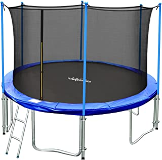 15 foot trampoline weight limit