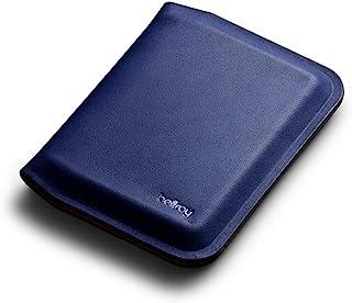 Bellroy Apex Slim Sleeve (Slim Bifold Leather Wallet, RFID Protected) - Indigo