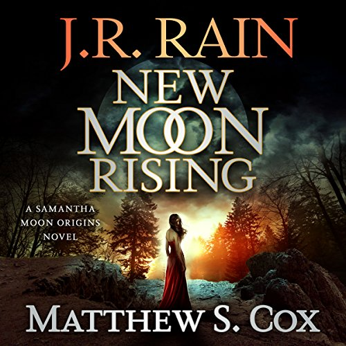 New Moon Rising audiobook cover art