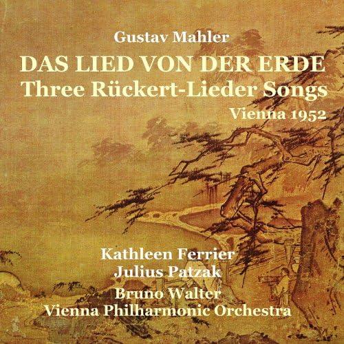 Kathleen Ferrier, Julius Patzak & Vienna Philharmonic Orchestra
