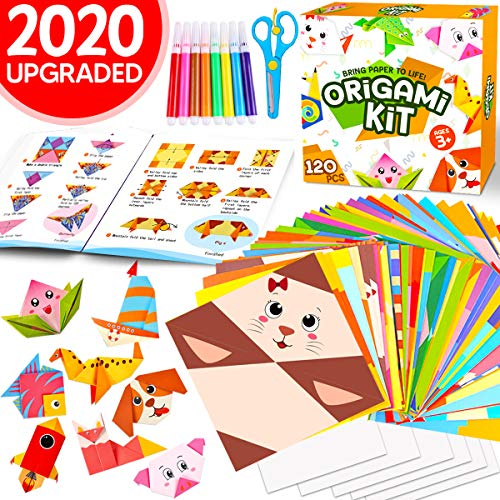 Innorock Origami Paper Craft Kit...